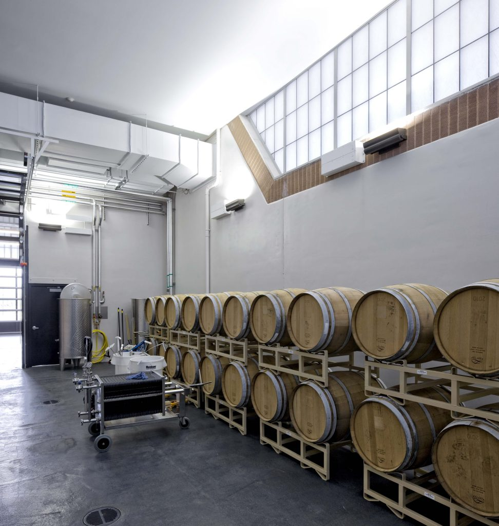 Barrel Room - Southwest Wine Center
